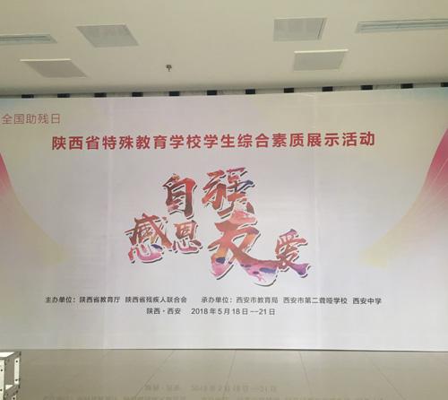 陕西教育活动